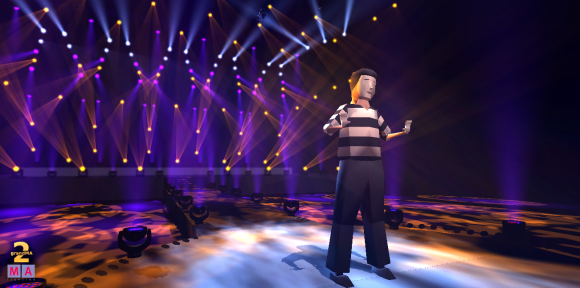 Ben's Stage